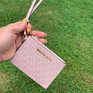 Michael Kors wristlet /Wallet